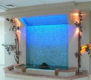 аквариум-водопад