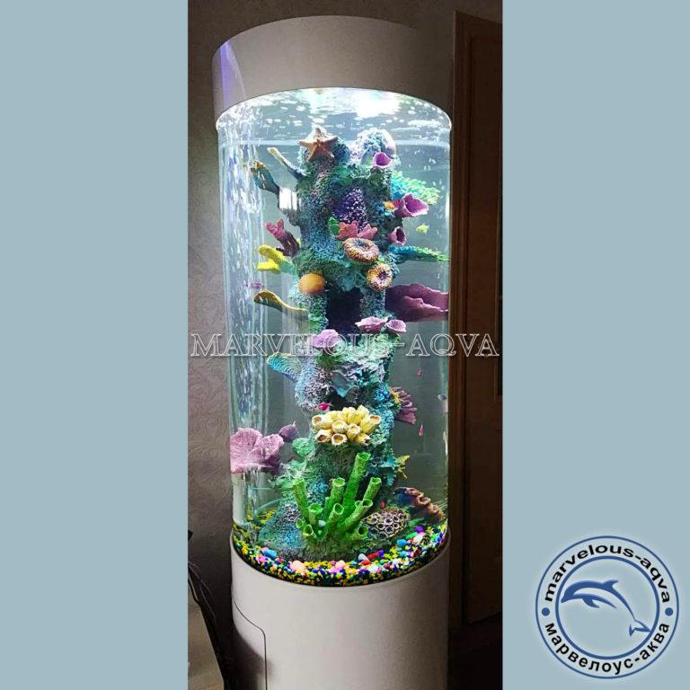 высокий аквариум купить